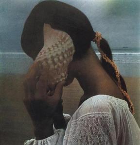 Listen - Photo by David Hamilton, 1970s