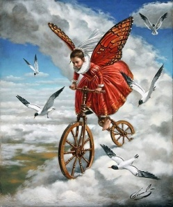 Michael Cheval - Down to Earth
