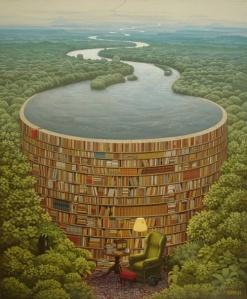 river of books
