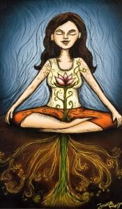 truth goddess grounding