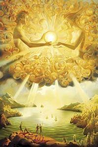 Vladimir Kush - Sacred Gift