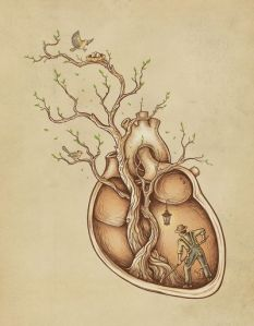 Tree of Life Art Print by Enkel Dika