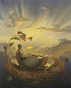 birth of love - vladimir kusch