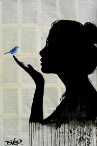 Saatchi Online Artist Loui Jover- Drawing, harmony