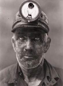 coal miner 1944