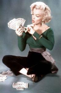 Marilyn Monroe money