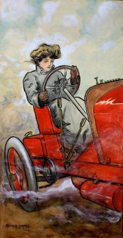 Edwardian Beauty of The Motor Age