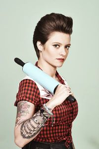 Jack Monroe by Dean Chalkley