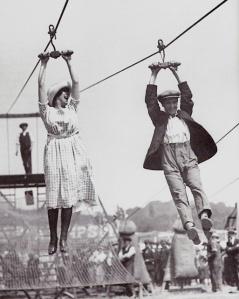 zip line 1920s
