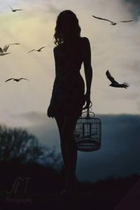 A Forest Bird Never Wants a Cage Inspired by Henrik Ibsen Photography by Anny To Photography