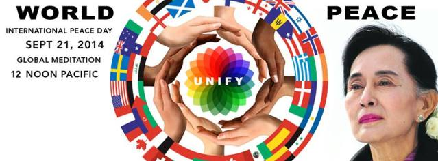 unify org peace meditation