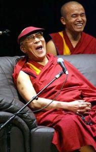 Dalai Lama - Why I laugh