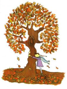 Autumn Love by Johanna Wright