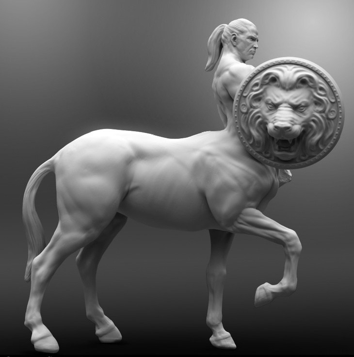 Chiron centaur