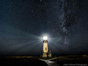 Oregon Lighthouse  - ben coffman