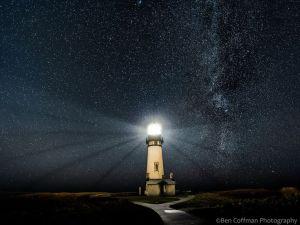 Oregon Lighthouse  - ben coffman