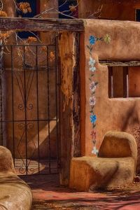 Adobe House - New Mexico