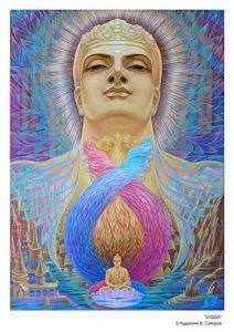 Budha - triflame