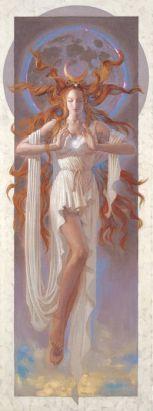 Goddess - Tsuyoshi Nagano