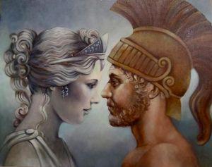 Venus And Mars - Geraldine Arata