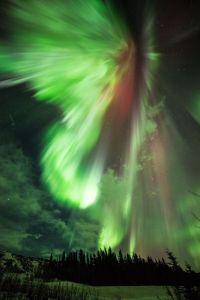 Aurora Borealis - Alaska March 2015