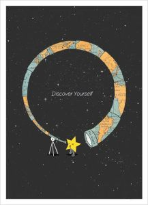 Discover Yourself - ilovedoodle