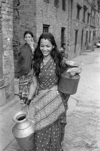 Nepali Women by Gu Cas