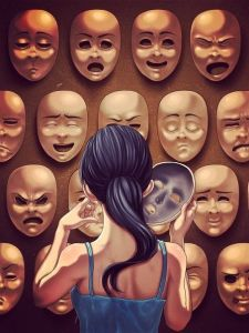 masks - we heart it