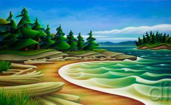 Mermaid Cove- Dana Irving