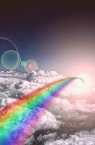rainbow- humanity healing