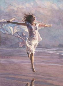 Steve Hanks - watercolor