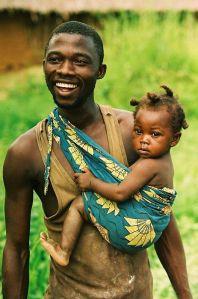 African Dad