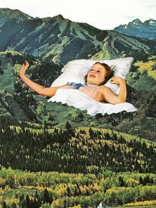 Rising Mountain - Eugenia Loli
