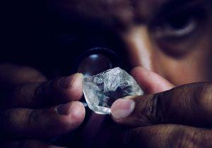 Cutting diamonds