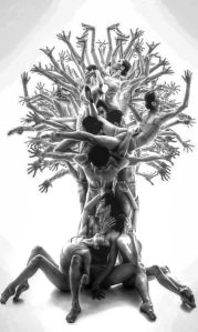 Tree of life - dancers
