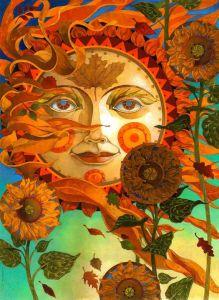 Autumn Sun - David Galchutt