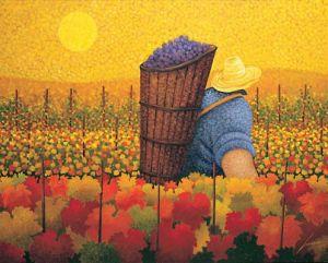 Late Harvest, Lowell Herrero