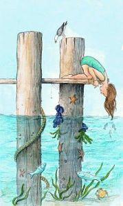 Beneath the Pier-Jane Grant Tentas