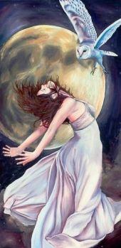 Arianrhod - Celtic Moon Goddess