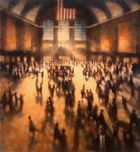 Bill Jacklin - Grand Central Station