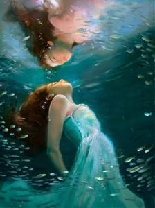 Underwater - painter unknown