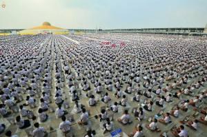 Thailand 12-12-2015 Global Meditation