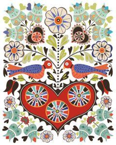 Christine Stalder - Hearts & Birds