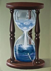 Lost Time - Surrealism by Mihai Criste