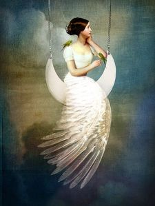 To the moon and back - Catrin Welz-Stein