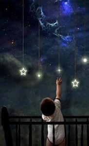 catch the falling stars