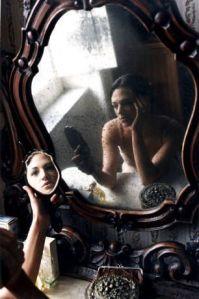 The Italian actress Asia Argento, 1997. by Ferdinando Scianna Magnum Photos