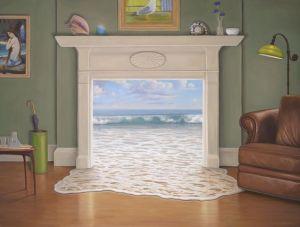The Waterhouse, Artist Paul Bond