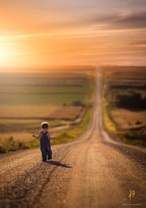 Long road by Jake Olson Studios, Blair Nebraska