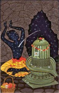 shiva - shakti - universe